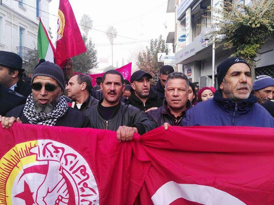 باجة: اتحاد الشغل يُطالب بإقالة مراقب المصاريف العمومية