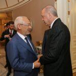 الغنوشي يلتقي أردوغان في اسطنبول