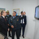 وزير الدّاخلية يُوصي بتكثيف التواجد الأمني خلال رمضان
