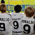 """رونالدو: """"جمّدت ما يكفي من الحيوانات المنوية لإنشاء فريق كرة قدم"""""""