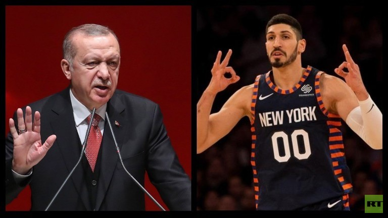 """بسبب أردوغان: تركيا ترفض بثّ نهائيالقسم الغربي لـ """"NBA"""""""