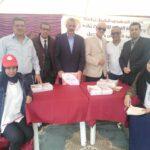 """باجة : خيمة مشتركة بين اتحاد الشغل والـ""""Isie"""" لتسجيل الناخبين"""