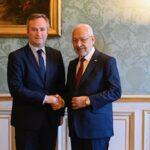 النهضة : زيارة الغنوشي لباريس ديبلوماسية شعبية والفرنسيون أشادوا بالحركة