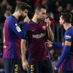 نهاية كارثية لموسم برشلونة