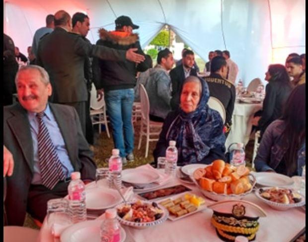ثكنة العوينة: مأدبة إفطار لأسر شهداء وجرحى الثورة والعمليّات الإرهابية