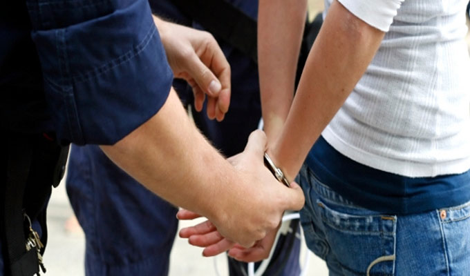 القيروان : إيقاف 7 معتصمين وإحالتهم على النيابة العمومية