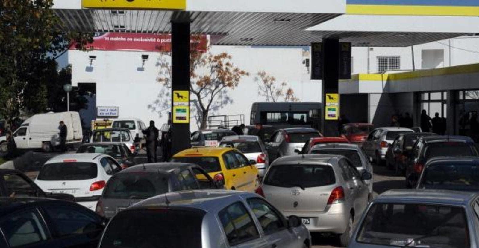 اتحاد الشغل: لم نُصدر أية برقية إضراب بمحطّات بيع الوقود