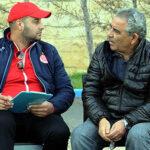 يوسف أشامي: فخور بالعمل إلى جانب البنزرتي