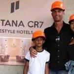 رونالدو يزيح الستار عن نزله الجديد في المغرب