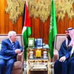 """""""الأخبار"""" اللبنانية: بن سلمان عرض على عبّاس 10 مليارات دولار لقبول """"صفقة القرن"""""""