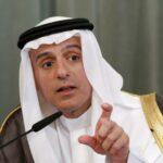 الجبير: استهداف منشآت نفطية في السعودية تمّ بأمر من إيران