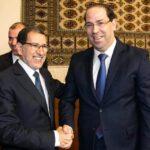 الشاهد يلتقي نظيرَيه المغربي والرّوسي في جنيف