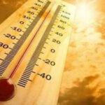 طقس اليوم: تواصل ارتفاع درجات الحرارة