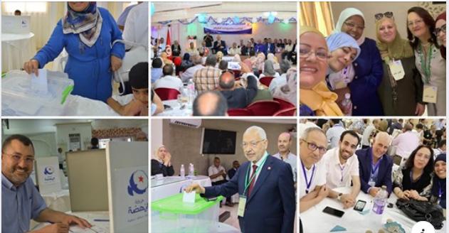 النهضة تدعو مناضليها للتصدي لمحاولات استغلال حاجة المواطنين