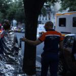 باريس: 3 قتلى و27 جريحا في حريق بمبنى