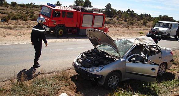 النفيضة: إصابة 8 عُمّال في حادث مرور
