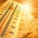 الرصد الجوي: درجات الحرارة ستتجاوز المعدّلات العادية بـ8 درجات