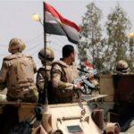 مصر: إحباط هجوم إرهابي والقضاء على 7 إرهابيين بسيناء