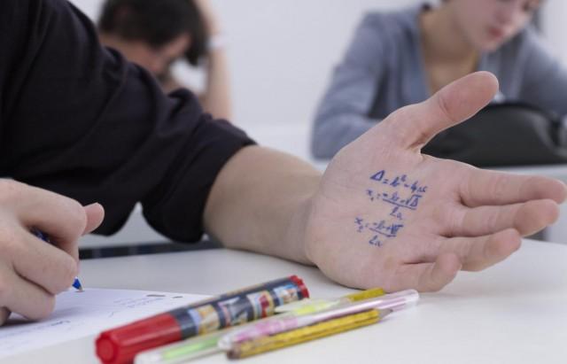 في 3 أيام فقط : 300 حالة غشّ في امتحانات الباكالوريا !