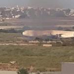 قناة ليبية : سقوط قذائف هاون على مطار معيتيقة