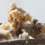 كانوا يتابعون مباراة كرة قدم: مقتل 7 مدنيين في هجوم صاروخي بمصر