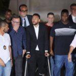 نيمار يخضع للتحقيق في البرازيل