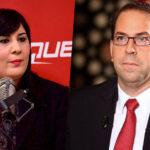 عبير موسي: حزب رئيس الحكومة متحالف مع الإخوان والشاهد عصفور نادر