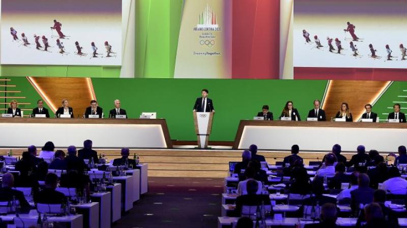 إيطاليا تفوز بشرف استضافة أولمبياد 2026