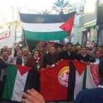 غدا بشارع الحبيب بورقيبة: مسيرة احتجاجية ضدّ التطبيع