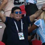 مارادونا يكشف حقيقة إصابته بالزهايمر