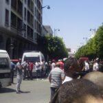 الاتحاد الاوروبي ومجلس وزراء الداخلية العرب يتضامنان مع تونس