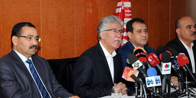 بعد استقالة 9 نواب : عريضة داخل الجبهة الشعبية