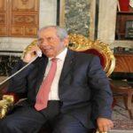 """محمد النّاصر يُطمئن رُؤساء الكتل على صحّة """"الباجي"""""""