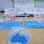 """القصرين: إيقاف 3 أجانب بحوزتهم أقراص """"إكستازي"""""""