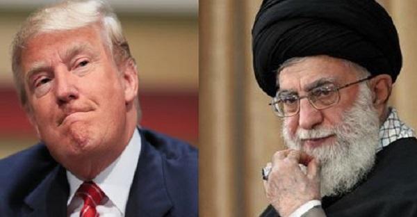 على رأسهم المرشد الأعلى: ترامب يفرض عقوبات على كبار المسؤولين الايرانيين