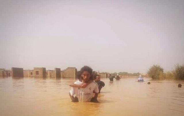 ليبيا: نزوح أكثر من 4 آلاف شخص بسبب الفيضانات