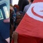 """اليوم: تشييع جنازة """"مهدي"""" شهيد عملية شارل ديغول الإرهابية"""