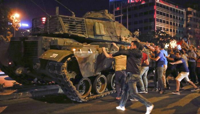 """تركيا: المؤبّد لـ 24 شخصا في قضية """"الانقلاب الفاشل"""""""