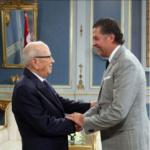 راغب علامة: وفاة رئيس تونس يوم عيد الجمهورية رسالة من ربّ العالمين