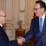 حافظ: تعازينا للشعب التونسي والله يحفظ تونس