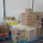 القيروان: حجز 5300 لتر من الزيت المدعم وأطنان من الفرينة والسكر