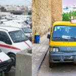 بتهمة الاعتداء على حرية الجولان: السجن لـ 11 سائق لواج ونقل ريفي