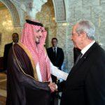 وصلا لتونس اليوم: الناصر يتقبّل التعازي من ملك الأردن ووزير داخلية السعودية