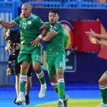"""الجزائر تعبر الى نصف نهائي الـ""""كان"""""""
