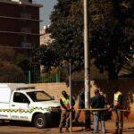 مقتل لاعب كرة قدم بإطلاق نار في جنوب افريقيا
