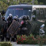 مجزرة جديدة في سجن برازيلي: قطع رؤوس 16 سجينا وحرق آخرين