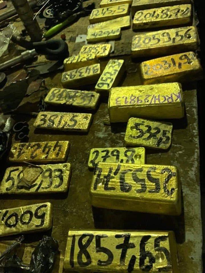 الديوانة تُطيح بشبكة تهريب مغاربية وتحجز 46 كلغ من سبائك الذهب
