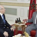 ملك المغرب في برقية تعزية: نُشاطر الشعب التونسي مشاعر الحزن