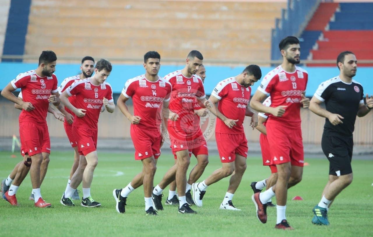 التشكيلة الأساسية لتونس في مباراة نيجيريا