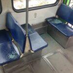 إيقاف 14 شخصا من المُعتدين على عربات المترو والقطارات